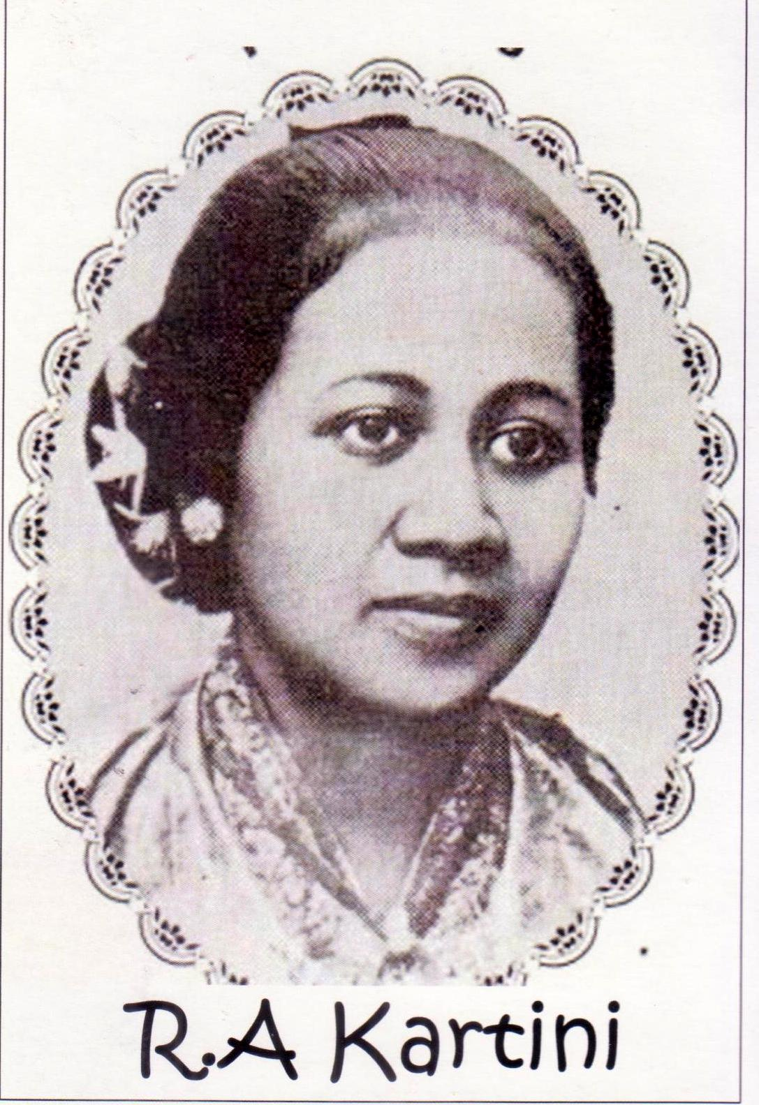 Kartini, pioneer in the area of women's rights for Indonesians